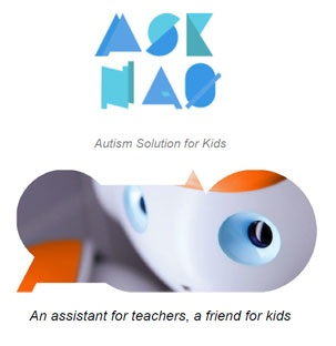 ASK NAO (Autism Solution for Kids)
